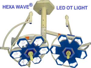 HexaWave LED OT Light